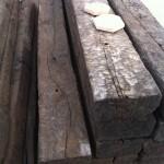 Original Old Pine Reclaimed Beams