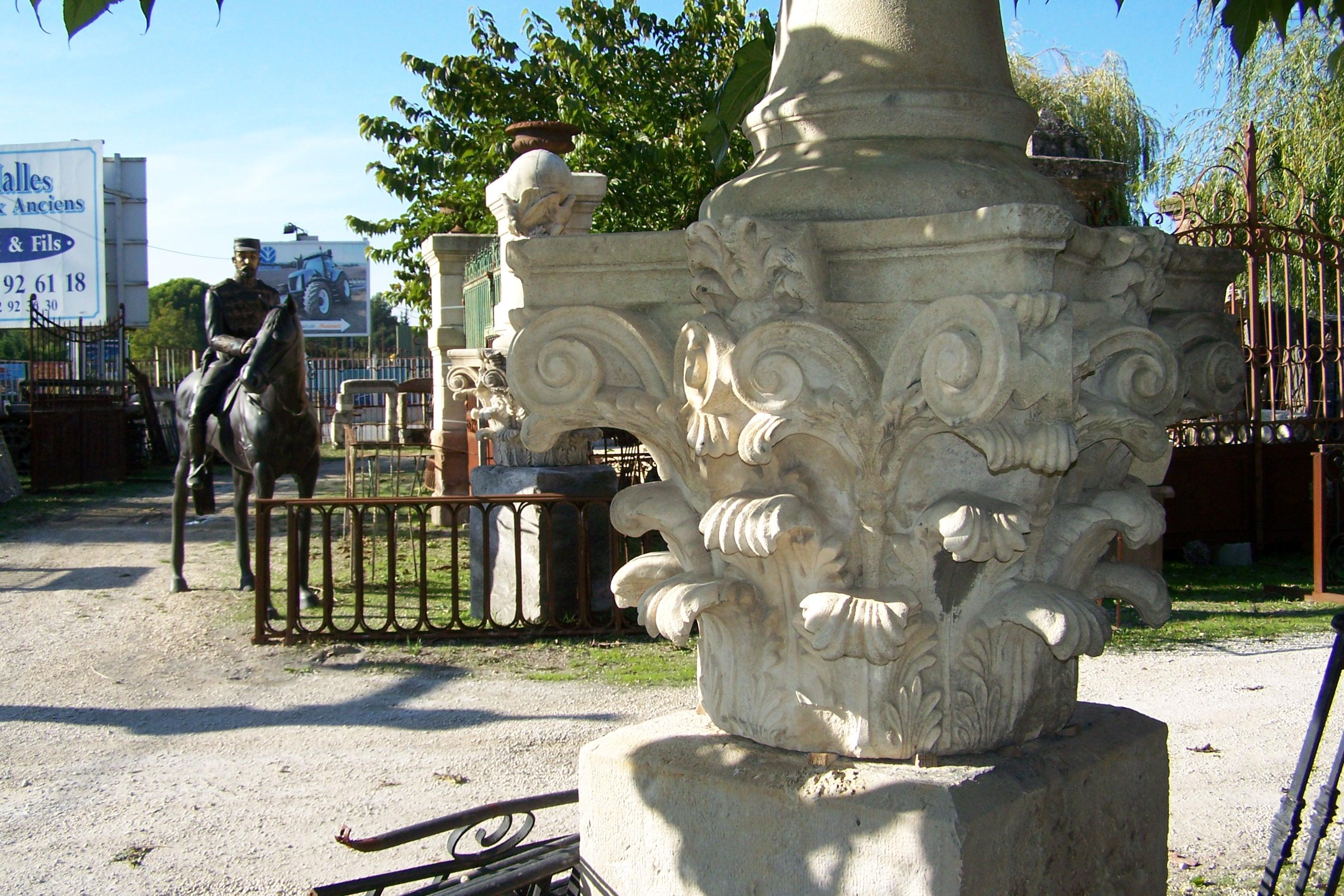 Antique European Well Head