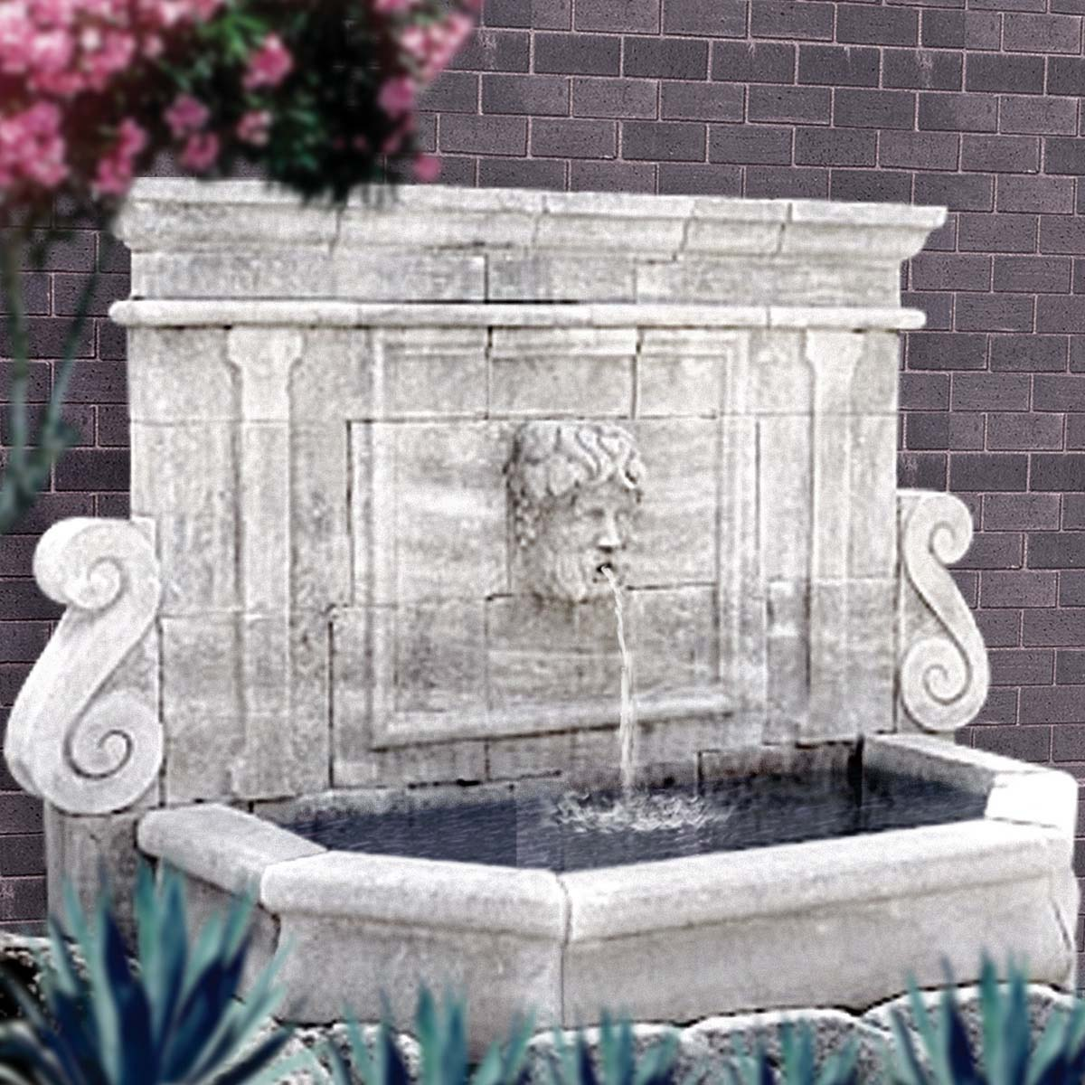 Rustic Reclaimed Fountain
