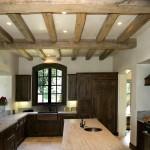 Italian Oak Rough Sawn Beams