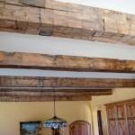 Oak Original Rough Sawn Beams