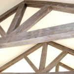 French Hand Hewn Beams