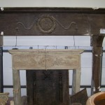 Reclaimed Italian Fireplace
