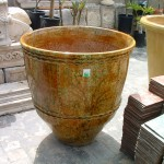 Reclaimed Italian Garden Pot