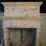 Reclaimed European Fireplace