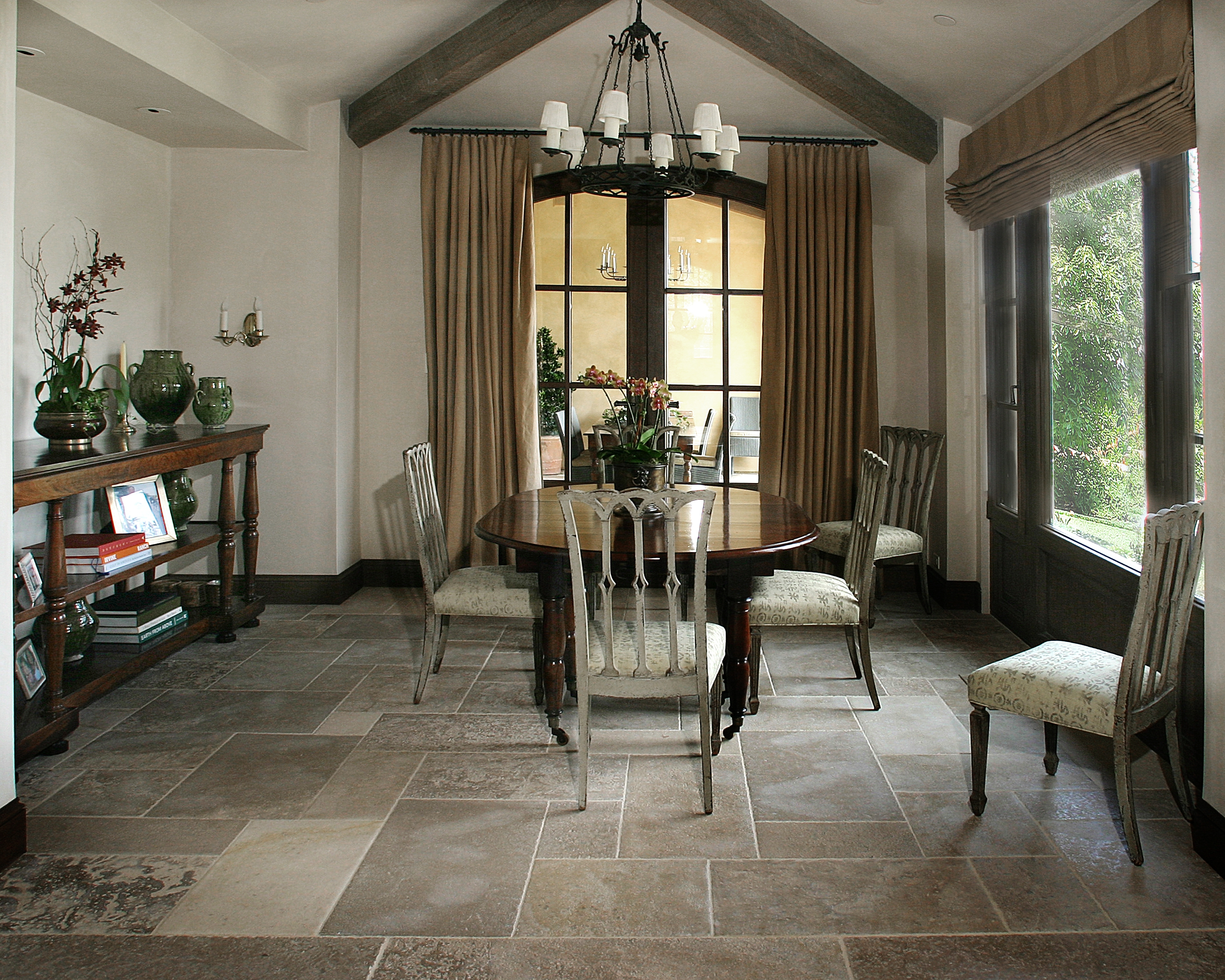 French Reclaimed Stone Flooring