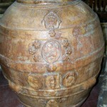 Italian Antique Wine Pot