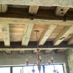 Rustic Reclaimed Mixed Wood Beams European