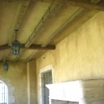 Old Reclaimed Old Hickory Beams