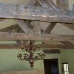 Rustic Hickory Ash Beams