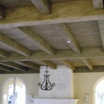 Rustic Reclaimed Mixed Wood Beams