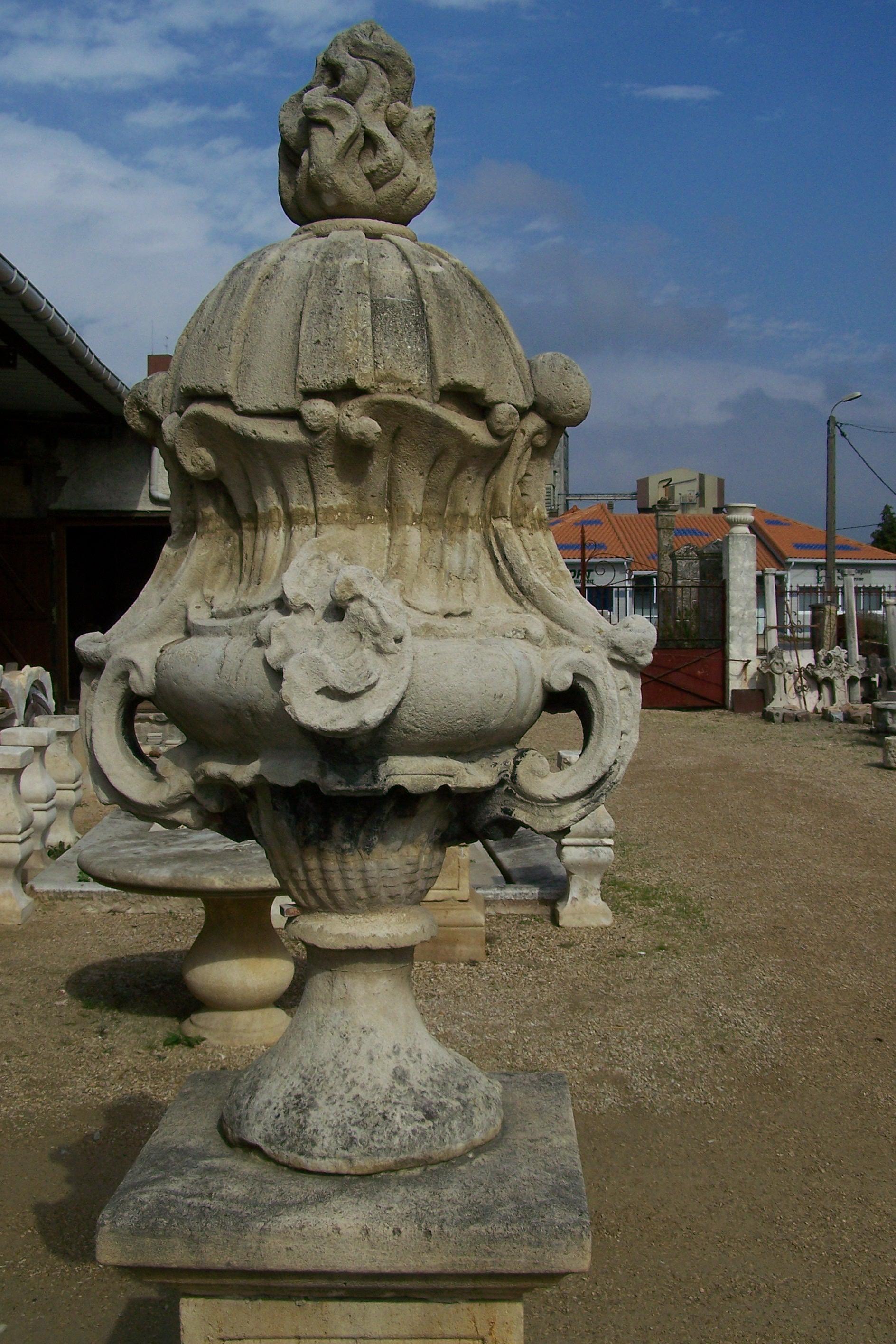 Antique Italian Well Head