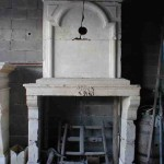 Rustic European Fireplace