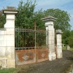 Reclaimed European Stone Gate