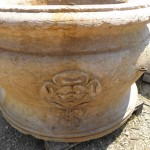 Reclaimed Ancient 15th Century Well Head