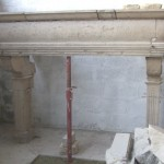 Reclaimed 18th Century Fireplace Mantel