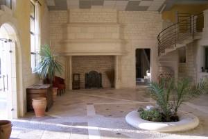 French Reclaimed LimeStone Flooring