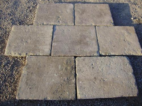Barr French Grey Stone Floor