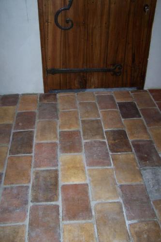 Spanish Terra Cotta Reclaimed Flooring