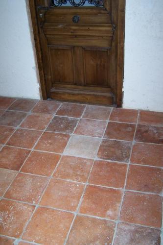 Spanish Terracotta Reclaimed Flooring