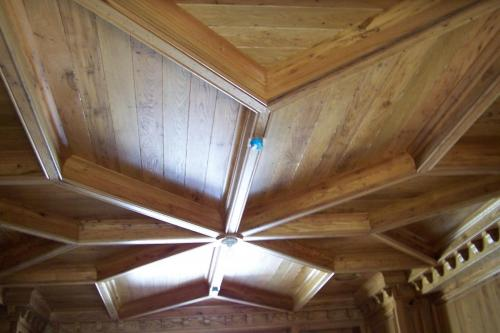 Chestnut Ceiling Boards & Beams