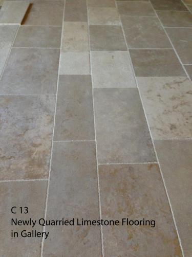 Limestone Stone Floor