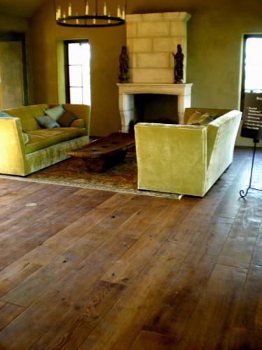 Oak Finished Floor