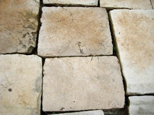 Reclaimed Stone Flooring