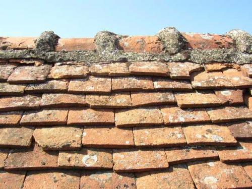 Flat Tiles Vintage Roofing