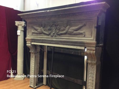 Renaissance Fireplace