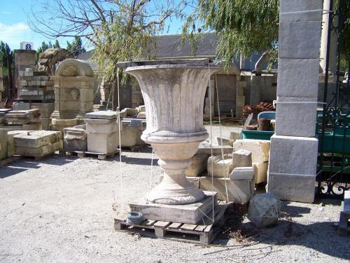 Antique French Pots & Urns