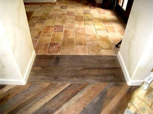Vintage Oak Floor