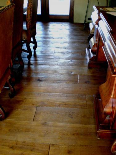 French Oak Wood Floors