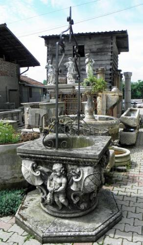 garden-fountain-wellhead- 1800s